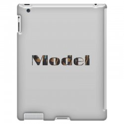 model lady iPad 3 and 4 Case | Artistshot