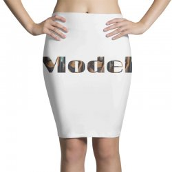 model lady Pencil Skirts | Artistshot