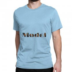 model lady Classic T-shirt | Artistshot