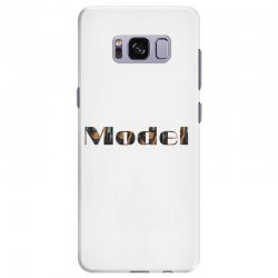 model lady Samsung Galaxy S8 Plus Case | Artistshot
