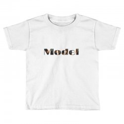 model lady Toddler T-shirt | Artistshot