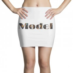 model lady Mini Skirts | Artistshot