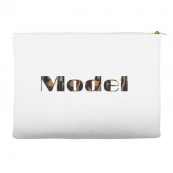 model lady Accessory Pouches | Artistshot