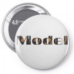 model lady Pin-back button | Artistshot