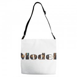 model lady Adjustable Strap Totes | Artistshot