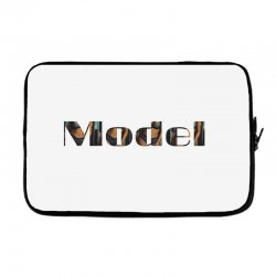 model lady Laptop sleeve | Artistshot