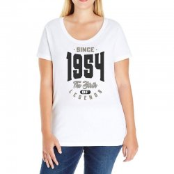 Since 1954 Ladies Curvy T-Shirt | Artistshot