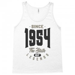 Since 1954 Tank Top | Artistshot