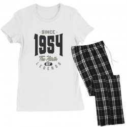 Since 1954 Women's Pajamas Set | Artistshot