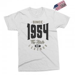 Since 1954 Exclusive T-shirt | Artistshot
