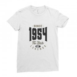 Since 1954 Ladies Fitted T-Shirt | Artistshot