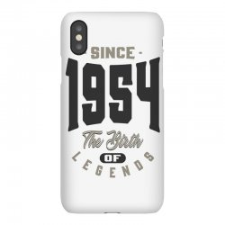 Since 1954 iPhoneX Case | Artistshot