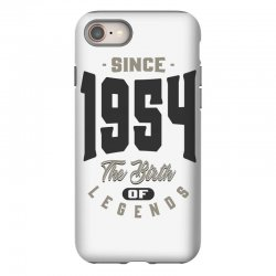 Since 1954 iPhone 8 Case | Artistshot