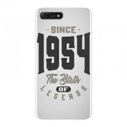 Since 1954 iPhone 7 Plus Case | Artistshot