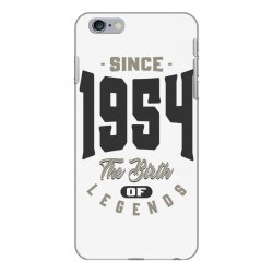 Since 1954 iPhone 6 Plus/6s Plus Case | Artistshot