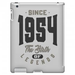 Since 1954 iPad 3 and 4 Case | Artistshot