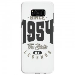 Since 1954 Samsung Galaxy S8 Case | Artistshot