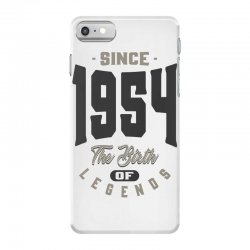 Since 1954 iPhone 7 Case | Artistshot
