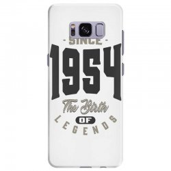 Since 1954 Samsung Galaxy S8 Plus Case | Artistshot