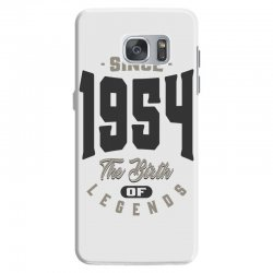Since 1954 Samsung Galaxy S7 Case | Artistshot
