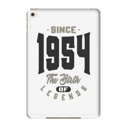 Since 1954 iPad Mini 4 Case | Artistshot