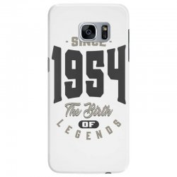 Since 1954 Samsung Galaxy S7 Edge Case | Artistshot