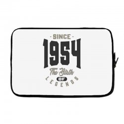 Since 1954 Laptop sleeve | Artistshot