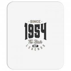 Since 1954 Mousepad | Artistshot
