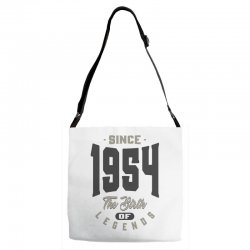 Since 1954 Adjustable Strap Totes | Artistshot