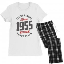 Since 1955 Aged To Perfection Women's Pajamas Set | Artistshot