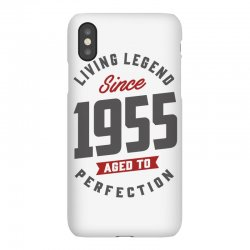 Since 1955 Aged To Perfection iPhoneX Case | Artistshot