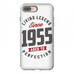 Since 1955 Aged To Perfection iPhone 8 Plus Case | Artistshot