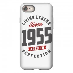 Since 1955 Aged To Perfection iPhone 8 Case | Artistshot