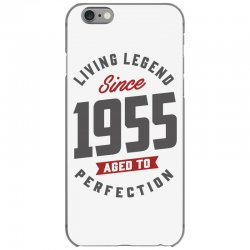 Since 1955 Aged To Perfection iPhone 6/6s Case | Artistshot