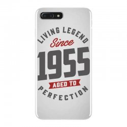 Since 1955 Aged To Perfection iPhone 7 Plus Case | Artistshot