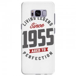 Since 1955 Aged To Perfection Samsung Galaxy S8 Plus Case | Artistshot