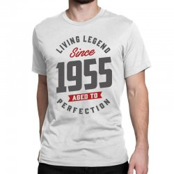 Since 1955 Aged To Perfection Classic T-shirt | Artistshot