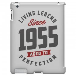 Since 1955 Aged To Perfection iPad 3 and 4 Case | Artistshot
