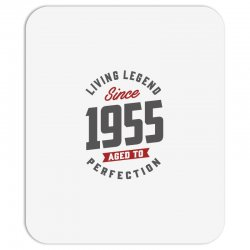 Since 1955 Aged To Perfection Mousepad | Artistshot