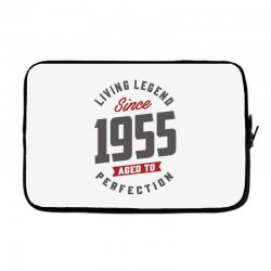 Since 1955 Aged To Perfection Laptop sleeve | Artistshot
