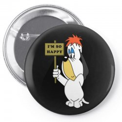 droopy dog Pin-back button | Artistshot