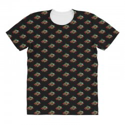 troy abed calvin All Over Women's T-shirt | Artistshot