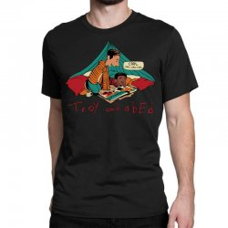 troy abed calvin Classic T-shirt | Artistshot