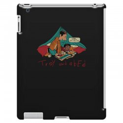 troy abed calvin iPad 3 and 4 Case | Artistshot