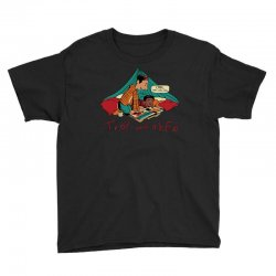 troy abed calvin Youth Tee | Artistshot