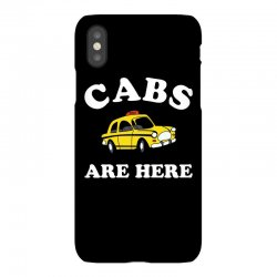 cabs are here iPhoneX Case | Artistshot