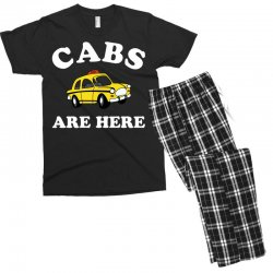 cabs are here Men's T-shirt Pajama Set | Artistshot