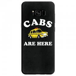 cabs are here Samsung Galaxy S8 Case | Artistshot
