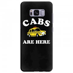 cabs are here Samsung Galaxy S8 Plus Case | Artistshot
