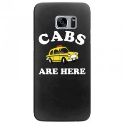 cabs are here Samsung Galaxy S7 Edge Case | Artistshot